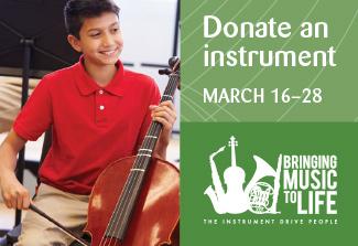 Instrument Drive